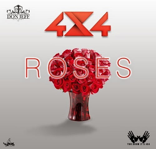 4x4 Roses Prod by Genius Selections GhanaNdwom - 4x4 - Roses (prod by Genius Selections)