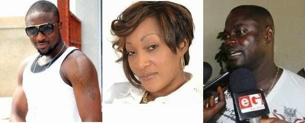 Elikem IhadanaffairwithGloriaLampteyfor4yearsbeforeBigBrother - Elikem - I had an affair with Gloria Lamptey for 4 years before Big Brother