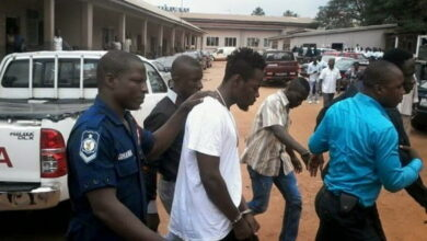 Photo of News: Kwaw Kese remanded two weeks in prison custody