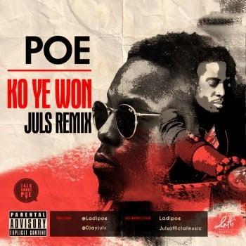 Poe–KoYeWonRemix - Music: Poe - Ko Ye Won (Remix)