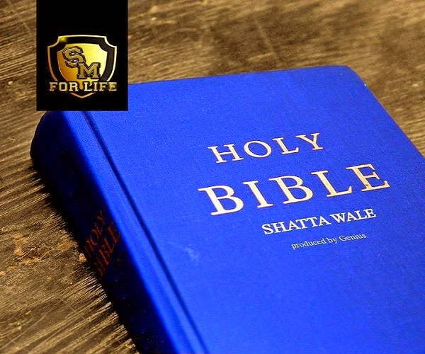 ShattaWale HolyBibleFt.D2ProdByGeniusblissghlatestghanamusic - Shatta Wale - Holy Bible Ft. D2 (Prod By Genius)
