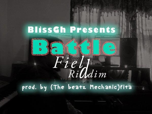 fita - Battle Field Riddim (Prod By Da Beatz Mechanic) Fita