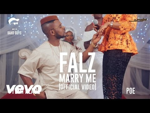 0 34 - ▶vIDEO: Falz - Marry ft Yemi Alade & Poe