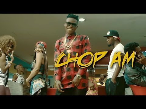 0 36 - ▶vIDEO: Reekado Banks - Chop Am