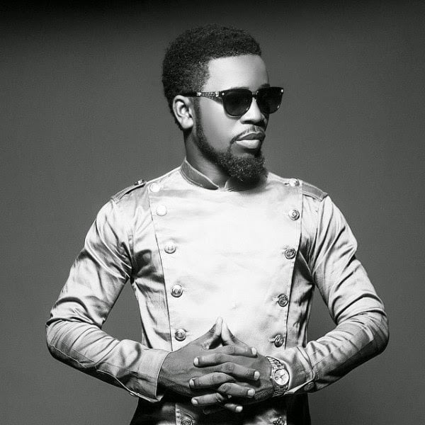 Don't tickle yourself and laugh - Bisa Kdei advised