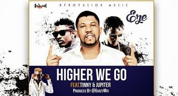 Eze ft. Jupitar & Kesse - Higher We Go