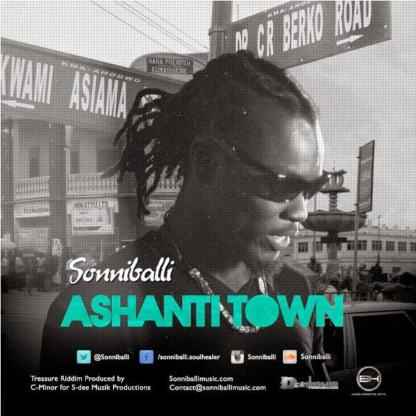 Sonniballi Ashanti Town GhanaNdwom.com  - Sonniballi - Ashanti Town