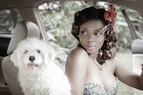 YemiAlade JoyToTheWorldwww.blissgh.com  - Music: Yemi Alade - Joy To The World