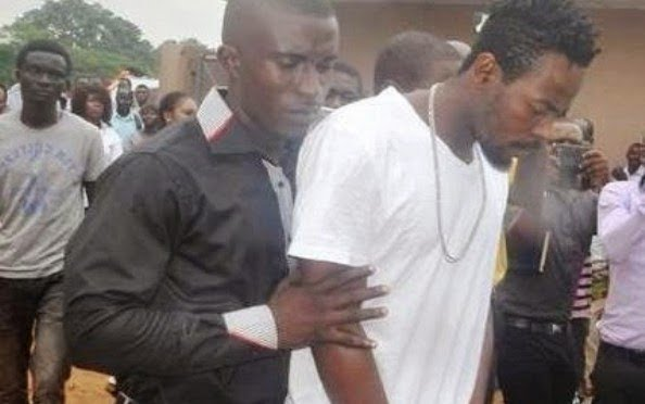 kwawkessejail - Kwaw Kese to spend Christmas, New Year in prison lawyers failed to convince the judge to grant him bail