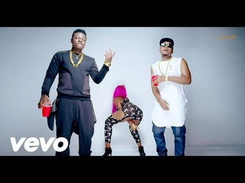 0 10 - ▶vIDEO: Tee Blaq ft. Olamide - Nicki Minaj  (Official Music Video)