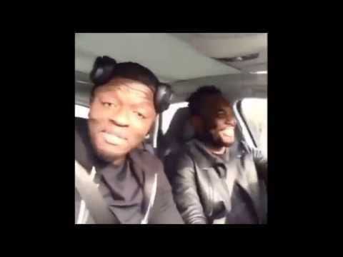 0 13 - ▶vIDEO: Sulley Muntari & Essien insults Sarkodie, mocks Ayitey Powers and Bukom Banku