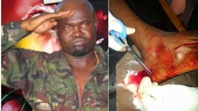 Photo of Photos: Bukom Banku assaults  65 year old woman