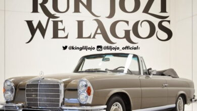 Photo of Music: Lil Jojo – Run Jozi We Lagos