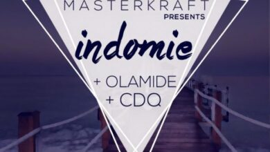 Photo of Music: Masterkraft ft. CDQ, Olamide, Davido – Indomie (Remix)