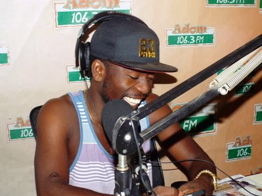 Photo of Audio: Shatta Wale is a comedian - Bisa KDei
