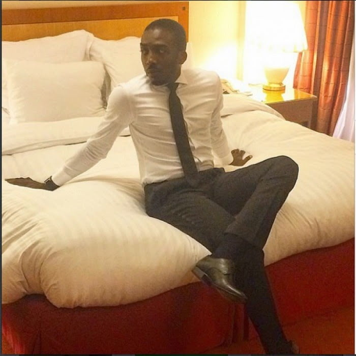 bovi - Nigerian comedian shares the story of his last night with a prostitute