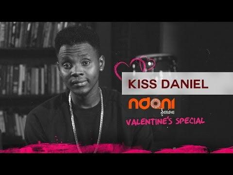0 11 - ▶vIDEO: Kiss Daniel Performs Woju on Ndani Sessions