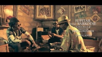 Photo of ▶ Jupitar – Enemies ft. Sarkodie (Official Video) + Mp3