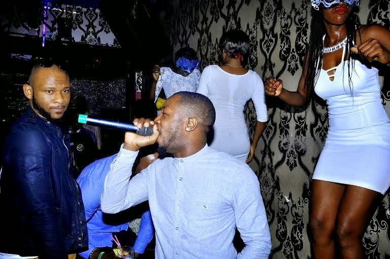 7 - SKALES, EMMANYRA, TUNDE EDNUT, OMOAKIN , CDQ, ILLBLISS AND OTHERS THRILL FANS AT AFROMUSIC POP TV #PopParty