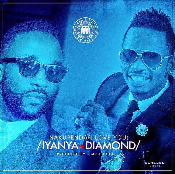 IyanyaXDiamond Nakupendawww.blissgh.com  - Iyanya ft. Diamond - Nakupenda