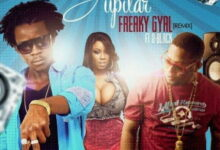 Photo of Music: Jupitar  ft. D-Black – Freaky Gal (Remix)