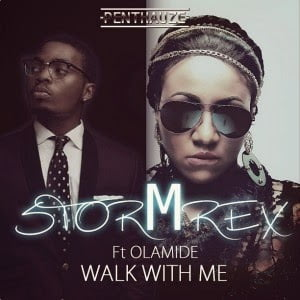 StormrexftOlamide Walkwithmewww.blissgh.com  - Music: Stormrex ft. Olamide  - Walk with me