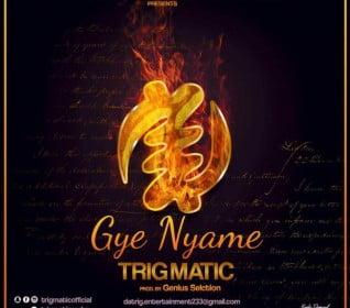 Trigmatic Gyenyame28ProdbyGeniusSelection29 - Trigmatic - Gye Nyame (Prod by Genius Selection)