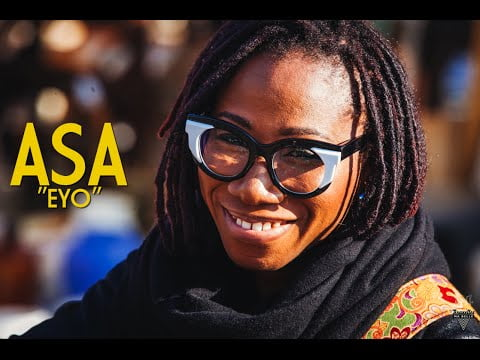 0 19 - ▶Video: Asa - Eyo - Acoustic Session in Brussels