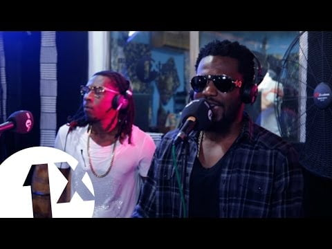 0 4 - ▶Video: R2bees Perform Slow Down Exclusively for BBC Radio 1Xtra
