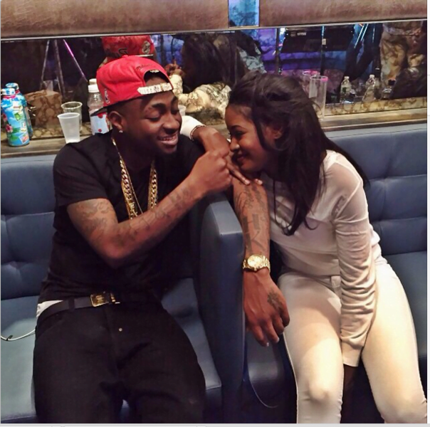 ENNUtdh8MOinlkRWWLTswYpL - Photos: Other Girls Are No Match For My Girl - Davido