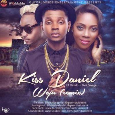 Photo of Music: Kiss Daniel – Woju Remix ft. Davido & Tiwa Savage