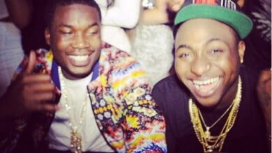 Photo of Meek Mill Tweets Collaboration With Davido