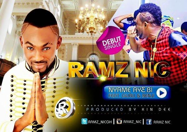 RamzNicft.Guru BenjiNyameAy3BiprodbyKINDEEwww.blissgh.com  - Music: Ramz Nic ft. Guru - Benji Nyame Ay3 Bi (prod by KIN DEE)