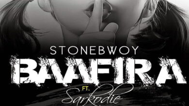 Photo of Instrumental: Stonebwoy – Baafira ft. Sarkodie