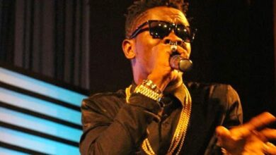 "Photo of Shatta Wale voted Best Male Musician of the Year ""GN Bank Awards 2015"""