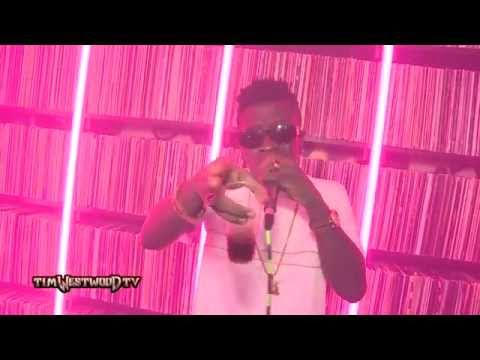 0 7 - ▶Video: Westwood - Shatta Wale Crib Session freestyle