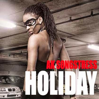 AkSongstress Holidayblissgh.com  - Music: Ak Songstress - Holiday