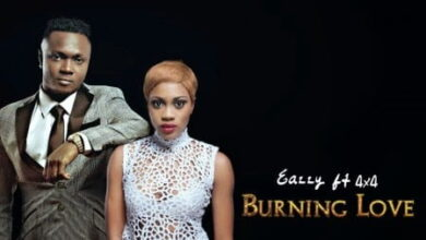 Photo of Eazzy - Burning Love Ft. 4x4 (Prod. by Masta Garzy)