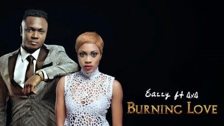 Eazzy BurningLoveFt.4x4Prod.byMastaGarzywww.blissgh.com  - Eazzy - Burning Love Ft. 4x4 (Prod. by Masta Garzy)