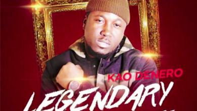 Photo of Kao Denero ft. Sarkodie – Legendary (Prod by Killbeatz)