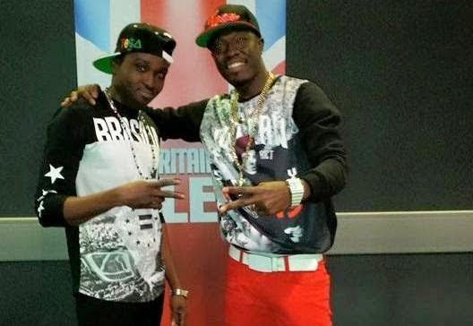 Men on point 1 - PHOTOS: Reggy Zippy and Bollie auditioned for Simon Cowell's Britain's Got Talent