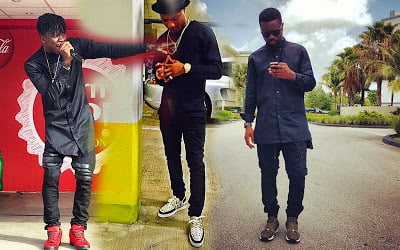 Photo of Sarkodie, Stonebwoy, Fuse ODG, WIzkid & Others up for BET Awards | Full list 2015