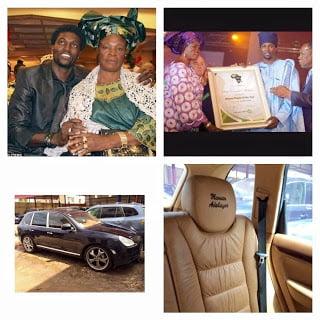 EmmanuelAdebayorsharessideofstoryMotherSisterissues - Emmanuel Adebayor shares side of story: Mother, Sister issues