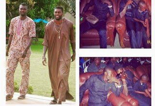 Photo of Here is another part of the story I have kept inside since – Emmanuel Adebayor