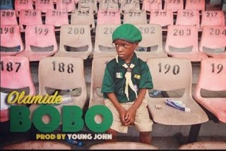 Photo of Olamide – Bobo (Prod Young John)
