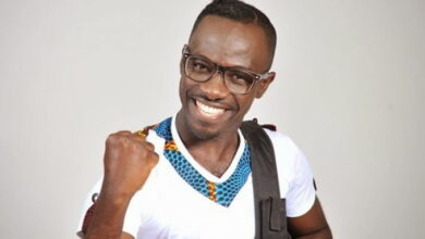 Photo of Okyeame Kwame to be stripped by fans | Entertainment