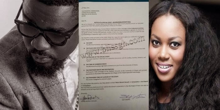 Photo of Yvonne Nelson, Sarkodie to lead 'Dumsor vigil' on May 16