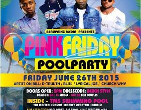 Photo of PINKFRIDAYS POOL PARTY TOUR 26th June, 2015