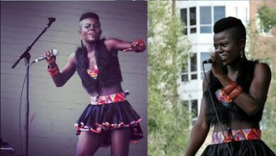Photo of Wiyaala Rocks Canada With Rocky Dawuni at Afrikadey Festival