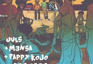 Photo of Music: M3nsa x Pappy Kojo x Juls – Gidigidi